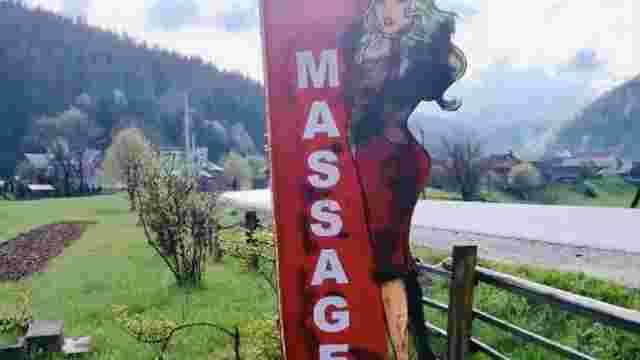 У селі на Івано-Франківщині поліція викрила бордель, замаскований під масажний салон