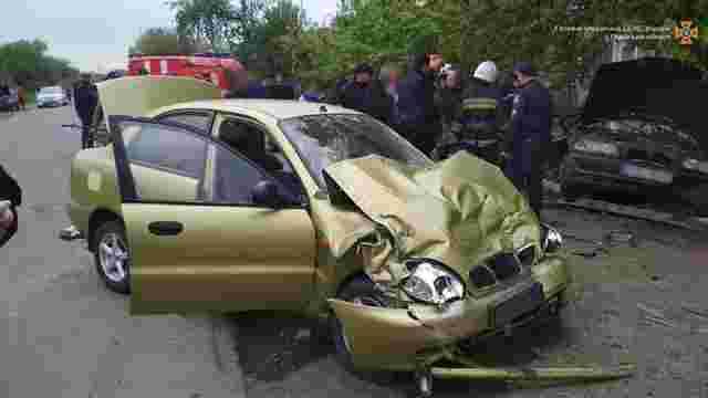 У ДТП на Стрийщині травмувалися двоє дітей та троє дорослих