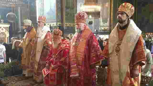 На запрошення Філарета від імені УПЦ КП відгукнулися лише чотири ієрархи