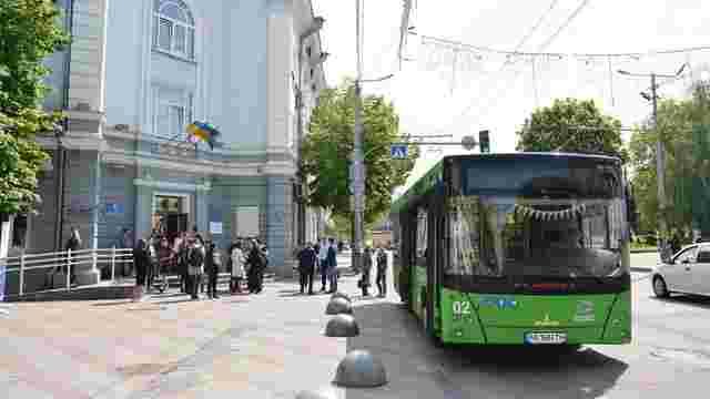 Київстар, Vodafone та lifecell запустили сервіс SMS-оплати у транспорті Житомира