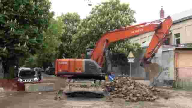 На ремонт закривають останню ділянку вул. Замарстинівської