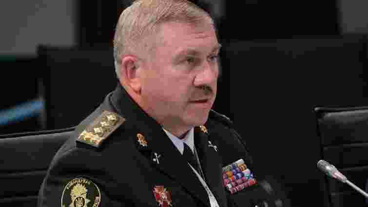 Екс-командувача НГУ заарештували із правом внесення застави у 4,8 млн грн
