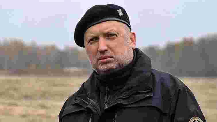 Секретар РНБО Олександр Турчинов подав у відставку