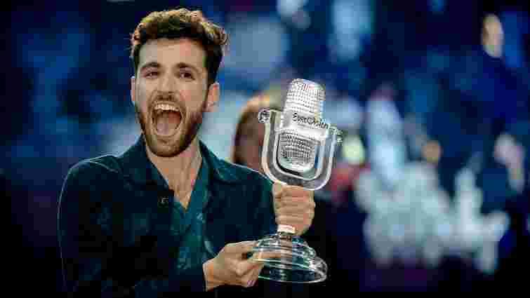На «Євробаченні-2019» переміг співак з Нідерландів Дункан Лоренс