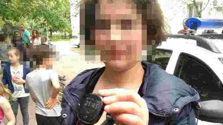 У Львові 10-річні діти допомогли поліції затримати злодійку