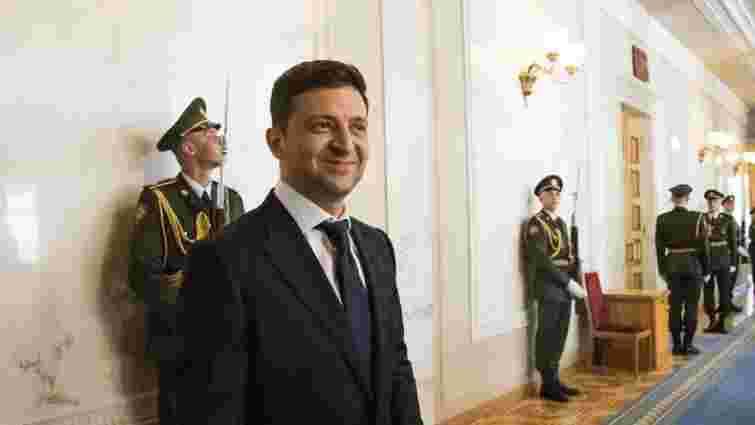 Зеленський прийняв повноваження Верховного головнокомандувача ЗСУ