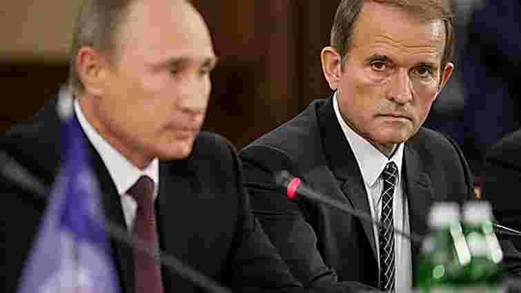 Медведчук більше не представлятиме Україну на перемовинах з РФ щодо Донбасу