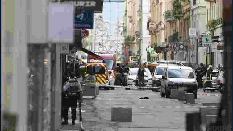 У центрі Ліона у Франції стався вибух, вісім людей отримали поранення