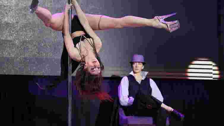 У Львові відбулися змагання з танців на пілоні West Contest Pole International