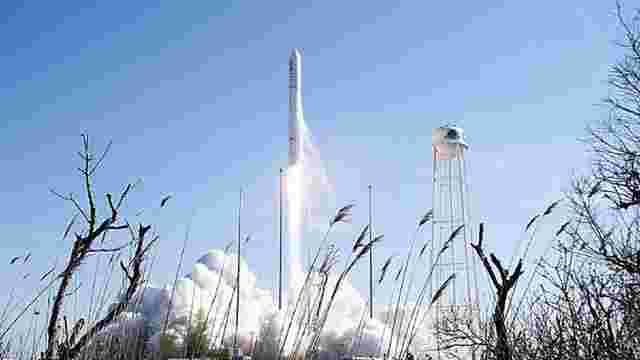 Українські конструктори заявили про розробку нової ракети-носія «Маяк 3.9S»