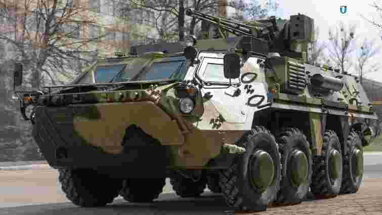 «Укроборонпром» зупинив виробництво БТРів через відмову Міноборони їхприймати