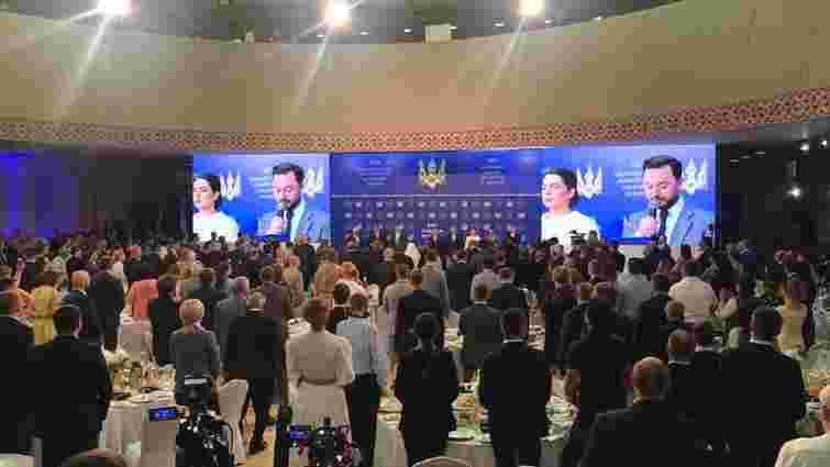 Андрій Садовий взяв участь у Національному молитовному сніданку