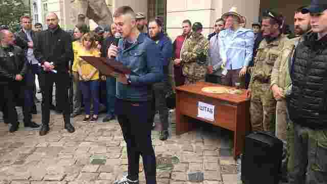 Учасники штурму львівської мерії заперечили факти насильства