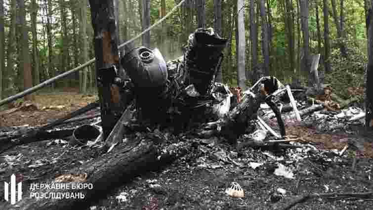 Військова прокуратура оприлюднила три версії падіння гелікоптера Мі-8 на Рівненщині