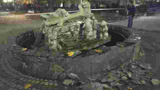 Суд виніс вирок 41-річному чоловіку, який підірвав  фонтан в Бібрці