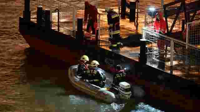 Капітаном човна, який зіткнувся з катером поблизу Будапешта, виявився українець