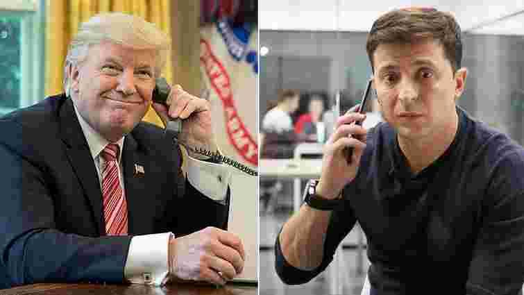 Володимир Зеленський отримав запрошення від Трампа відвідати США