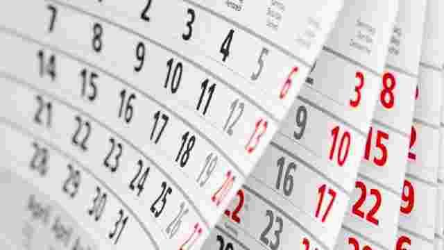 Через Трійцю і День Конституції в Україні у червні буде 12 вихідних