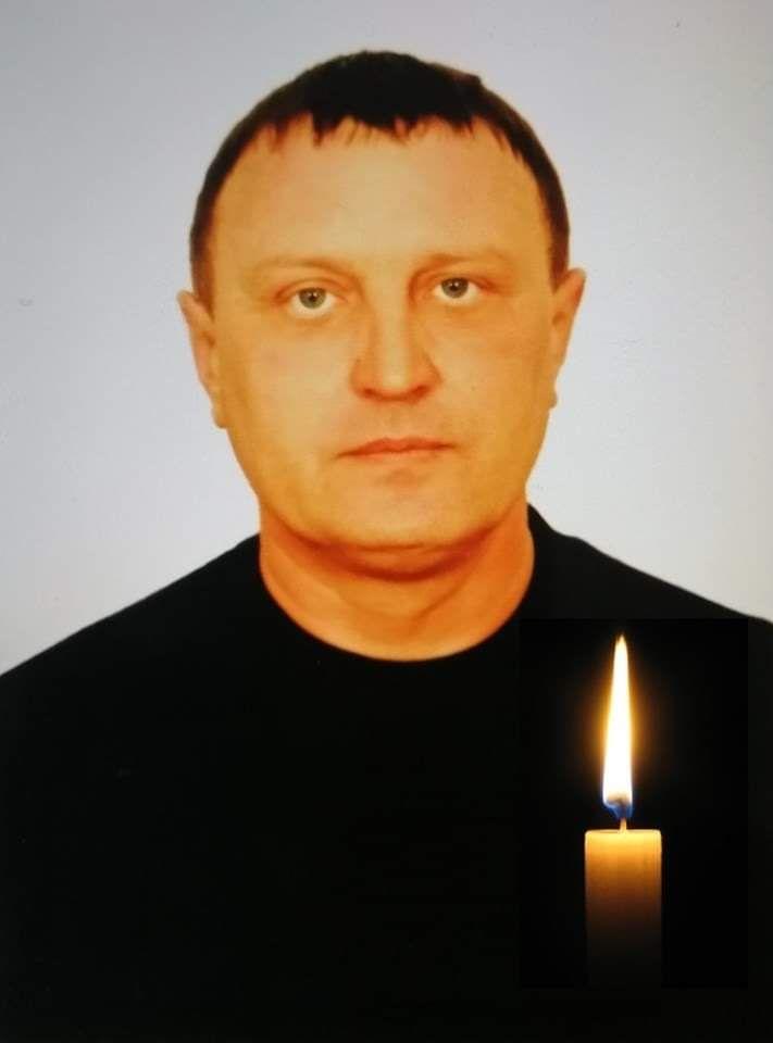 Загиблий десантник Вадим Забава, фото 80-ї бригади