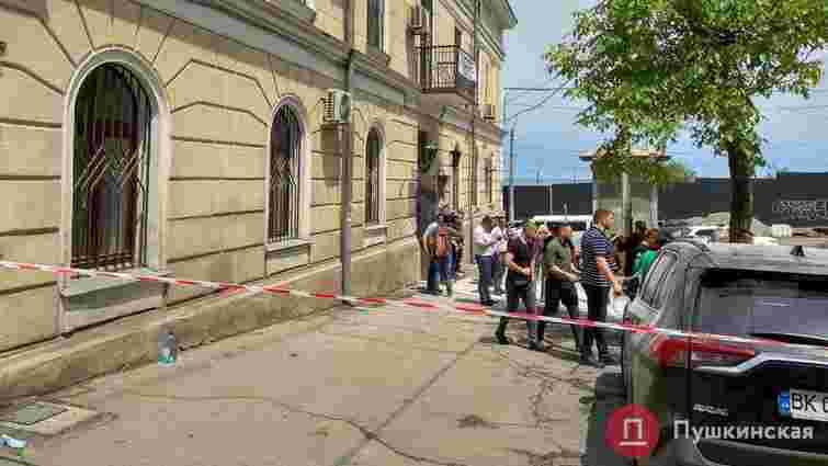 В Одесі в медуніверситеті сталися сутички, 28 постраждалих