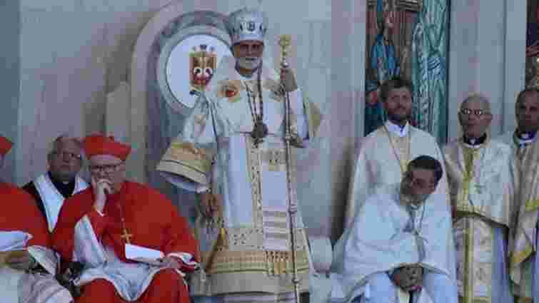 Борис Ґудзяк став сьомим архиєпископом і митрополитом Філадельфійської митрополії УГКЦ