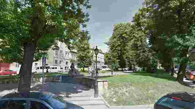 Сквер у центрі Львова назвали на честь Сергія Дмитровського