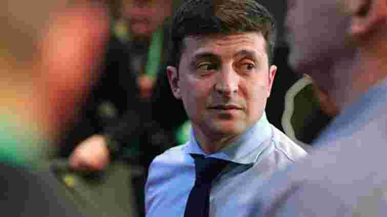 Зеленський пообіцяв бойовикам жорстку відповідь після нічних обстрілів позицій ЗСУ