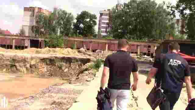 ДБР підозрює посадовців Міноборони у причетності до незаконного будівництва у Львові