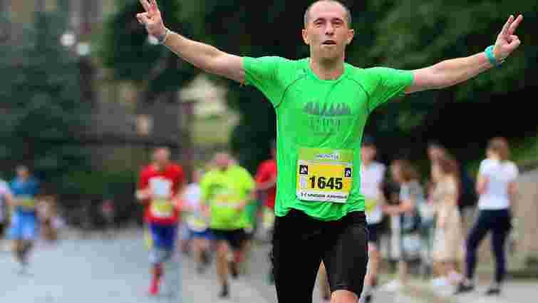 Близько 3500 бігунів взяли участь у львівському півмарафоні