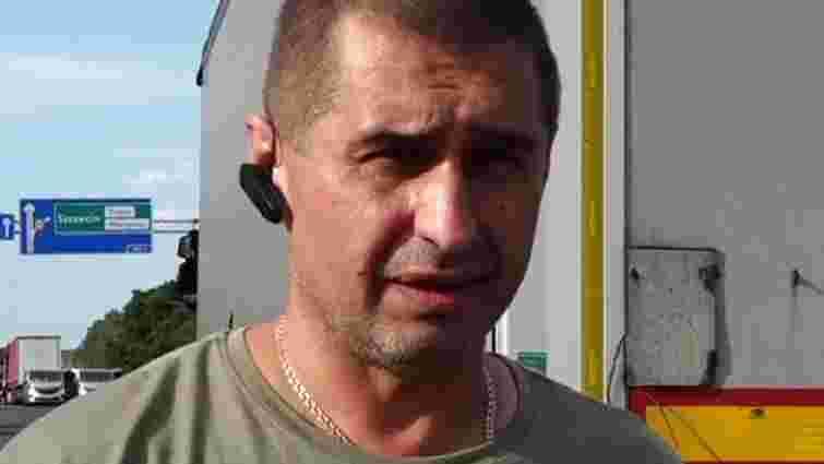 Український водій став героєм польських ЗМІ після порятунку людей у масштабній ДТП