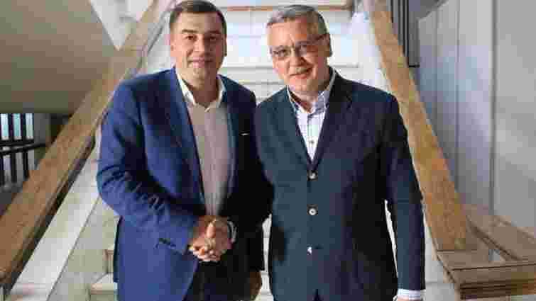 Добродомов разом з Гриценком очолив виборчий список «Громадянської позиції»