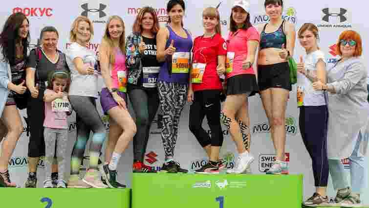 У Львів приїхали жінки з усієї України, щоб перевірити свої сили