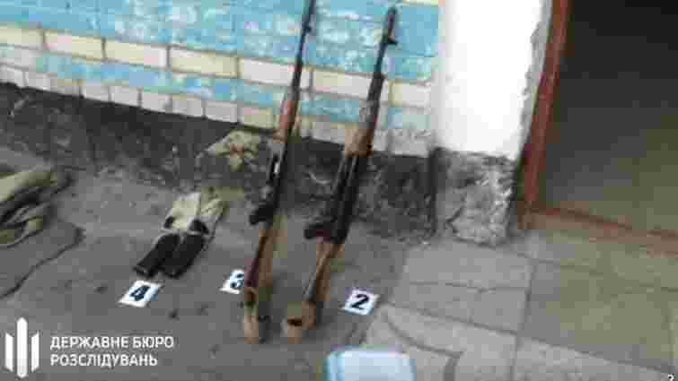 На Львівщині солдат  з необережності застрелив свого колегу