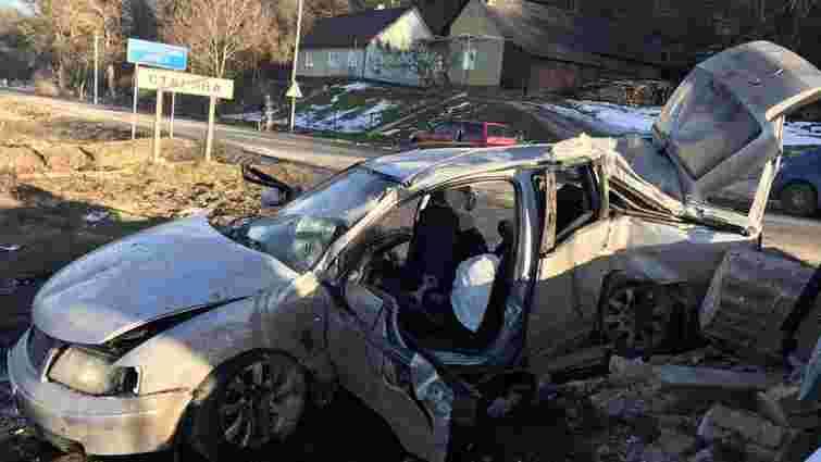 За смерть двох пасажирів 27-річного водія на Львівщині посадили на шість років