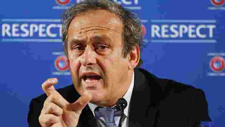 Екс-президента УЄФА Мішеля Платіні затримали у Франції за корупцію