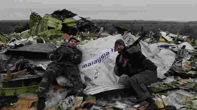 Розслідувачі назвали іменабойовиків, причетних дозбиття рейсу MH17