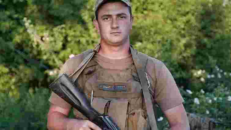Загиблим 19 червня на Донбасі військовим виявився морський піхотинець з Тернопільщини