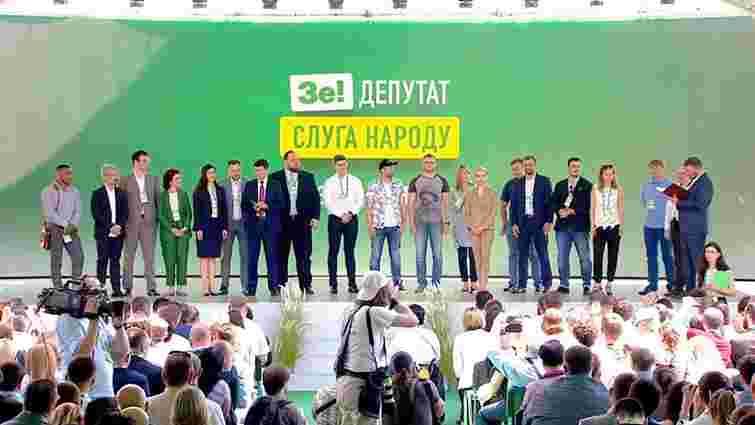 В Україні почали масово реєструвати клонів президентської партії «Слуга народу»