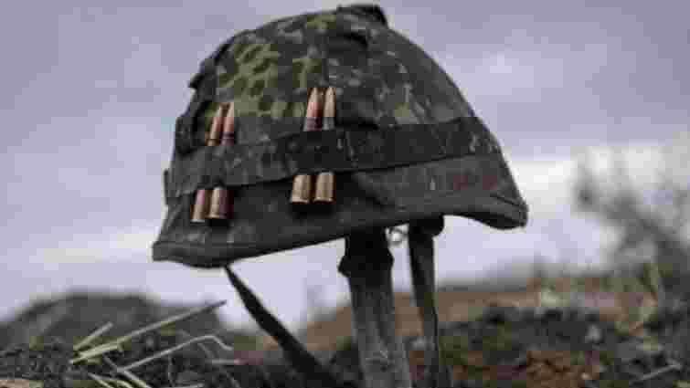 На Донбасі загинув український військовослужбовець