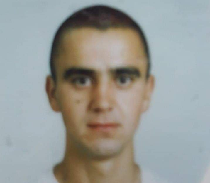 Василь Чорней, паспортне фото