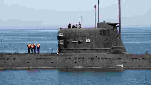 Росія планує утилізувати захоплений підводний човен ВМС України, – ЗМІ