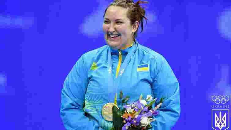 Українська самбістка Анастасія Сапсай виборола золото на Європейських іграх
