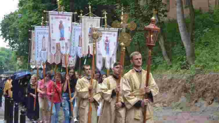 У Львові розпочалися святкування виходу УГКЦ з підпілля
