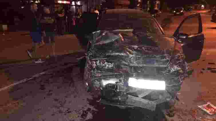 Унаслідок ДТП у центрі Борислава загинула 42-річна водійка