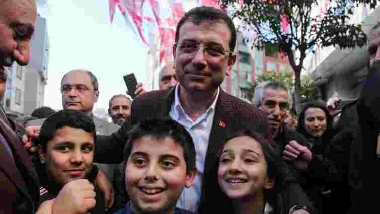 Вибори мера Стамбула виграв кандидат від опозиційної партії