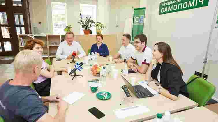 Андрій Садовий обговорив з громадськими активістами реформу антикорупційних органів