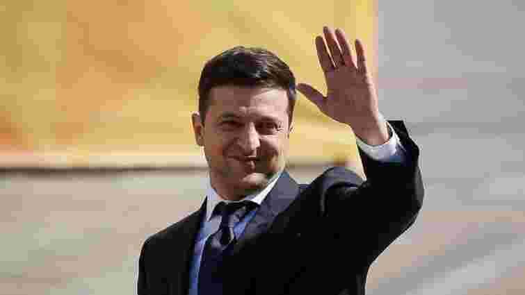 Володимир Зеленський сьогодні приїде на Львівщину