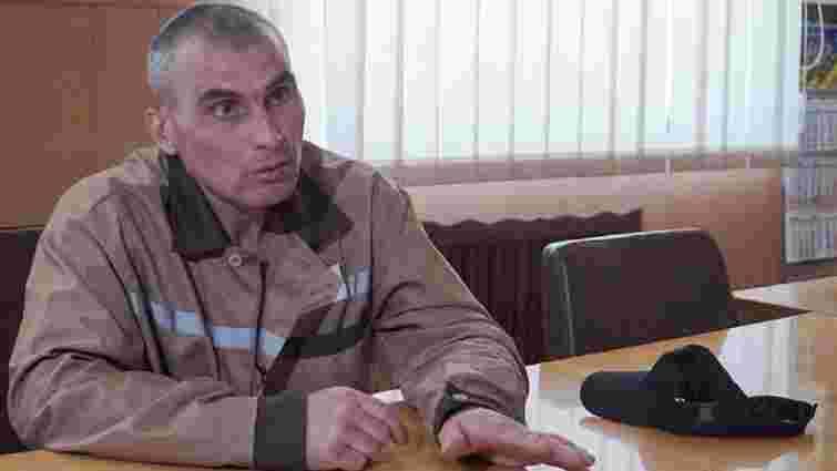 Засудженого в Росії українського політв'язня Сергія Литвинова утримують в колонії Харкова