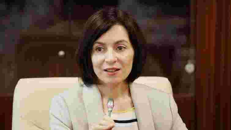 Прем'єрка Молдови звинуватила українську владу у підтримці придністровського сепаратизму
