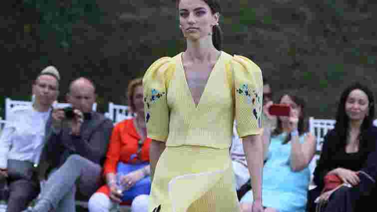 На Святоюрській горі у Львові показали нову колекцію одягу Оксани Караванської